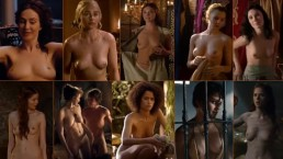 Game of Thrones Boobs Compilation